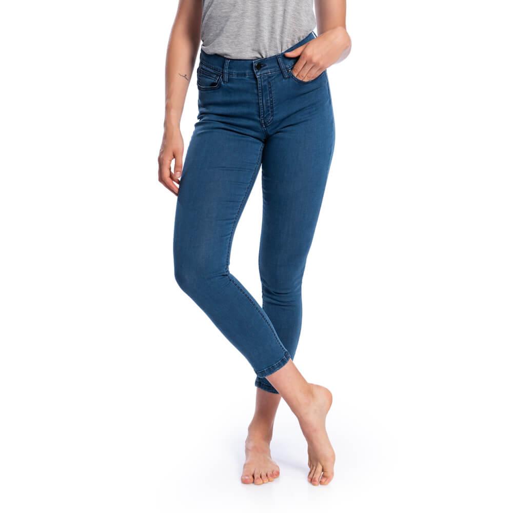 max flex light jeans, damen - bleed