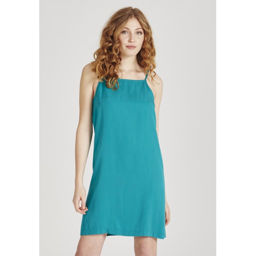 karlie dress, sea green, damen - givn