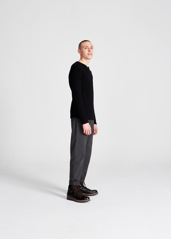 cole sweater, schwarz, herren - givn