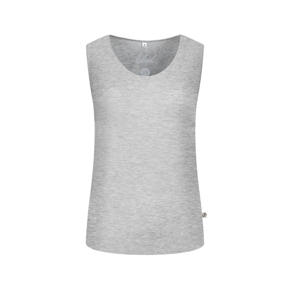 365 tencel tank top, grau, damen - bleed
