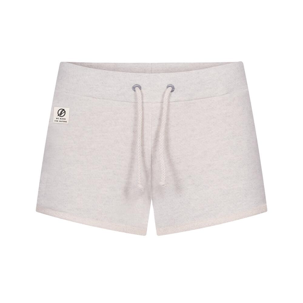 natural sweat shorts, damen - bleed
