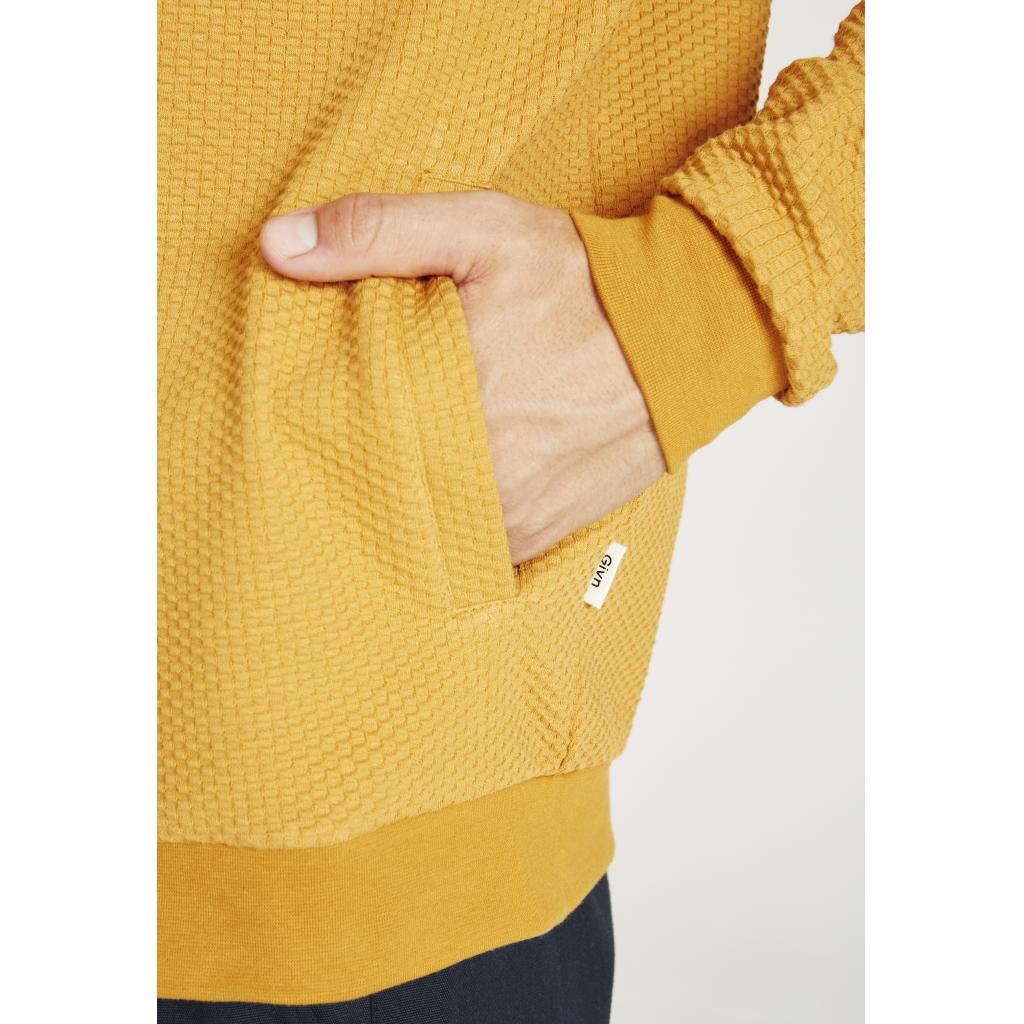 carter jacket, pecan (waffle), herren - givn