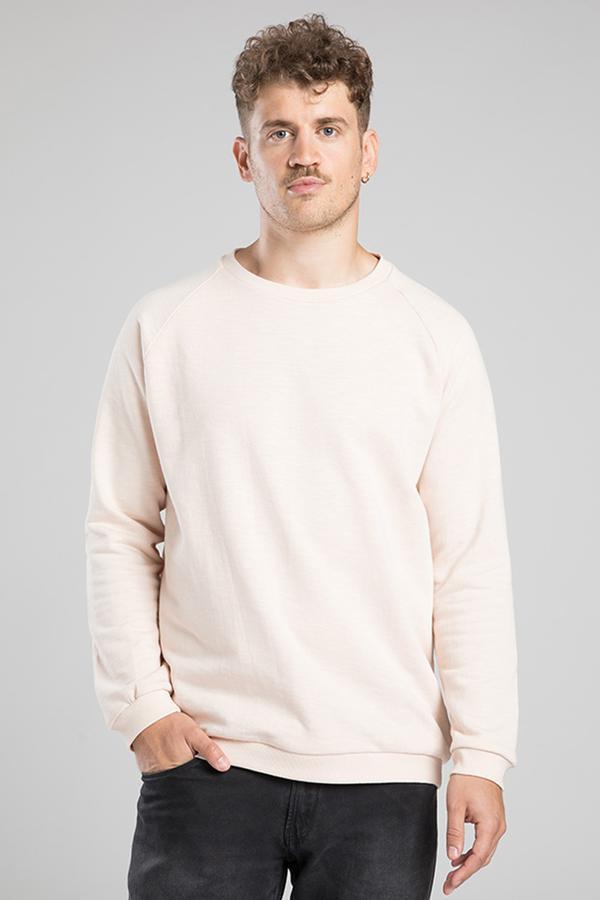 moquee pullover, beige, herren - eyd