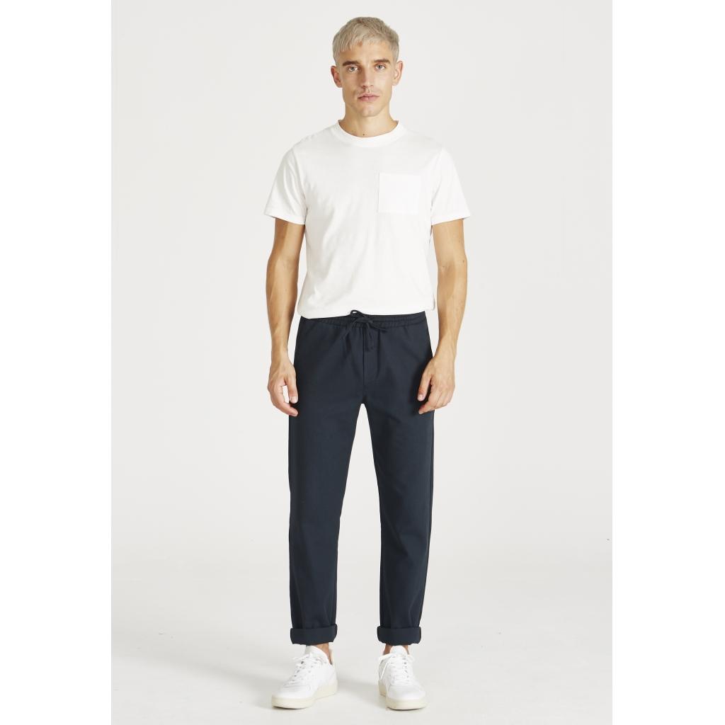 eric trousers, dark blue, herren - givn