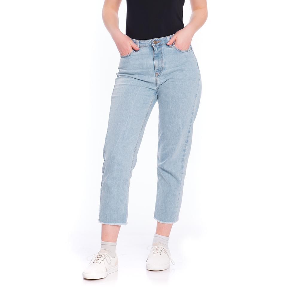 cruesoes jeans lyocell, hellblau, damen - bleed