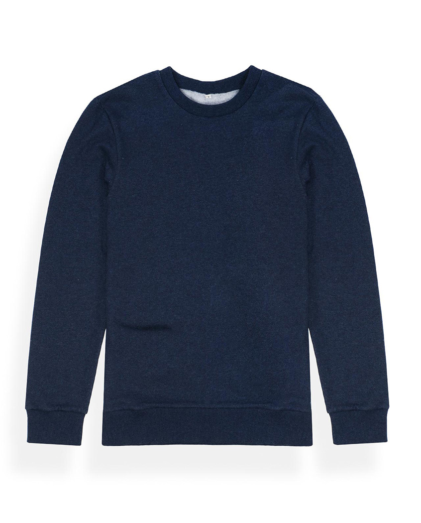 classic sweater, dunkelblau, herren - degree