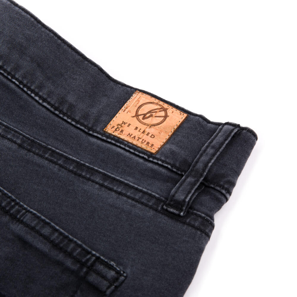 max flex jeans, schwarz, damen - bleed
