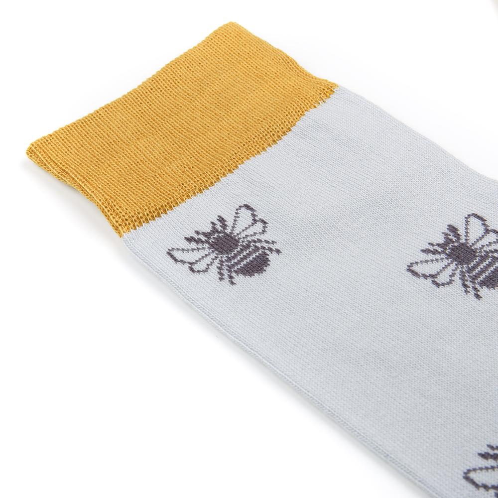 socken, hoch, bumblebee - bleed