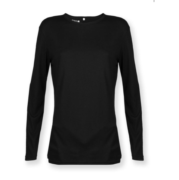 dona longshirter, damen - degree