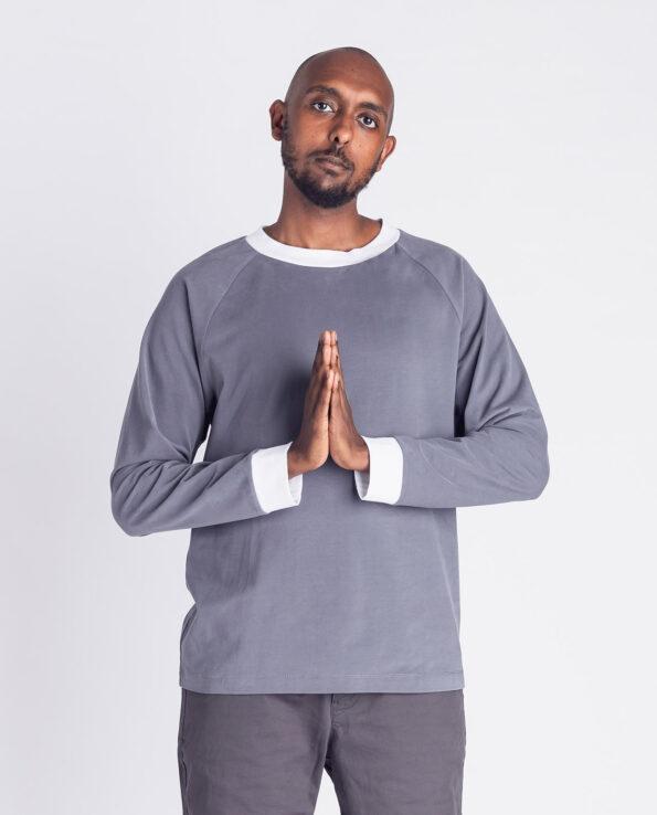 lightsweater, sun blue, herren - degree