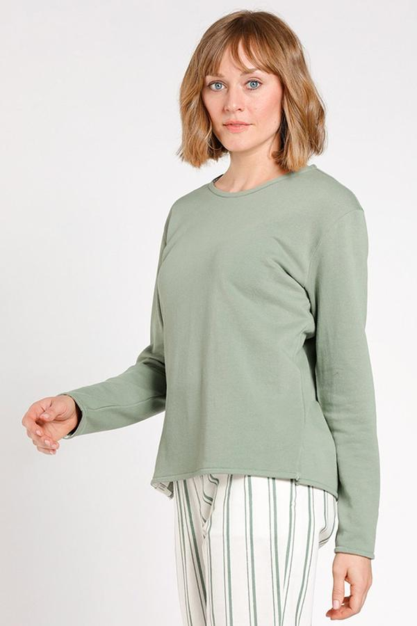 pullover jayanti, grün, damen - [eyd]