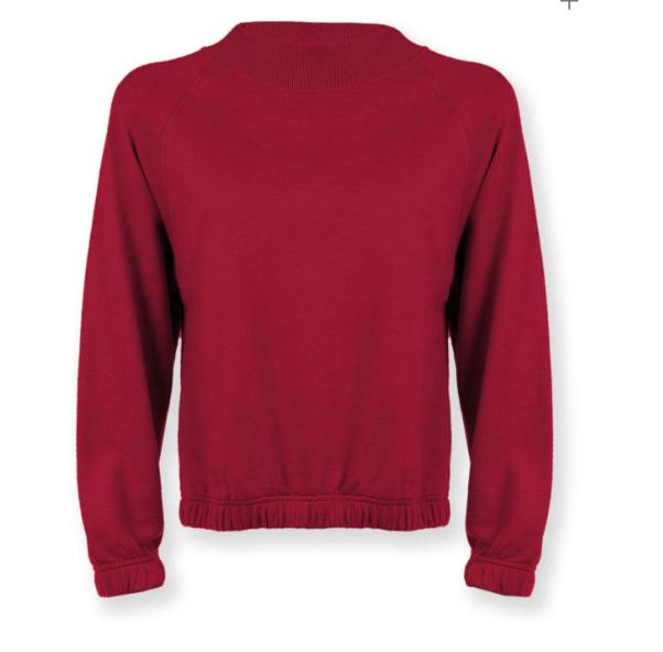 sweater rag sweat, damen - degree