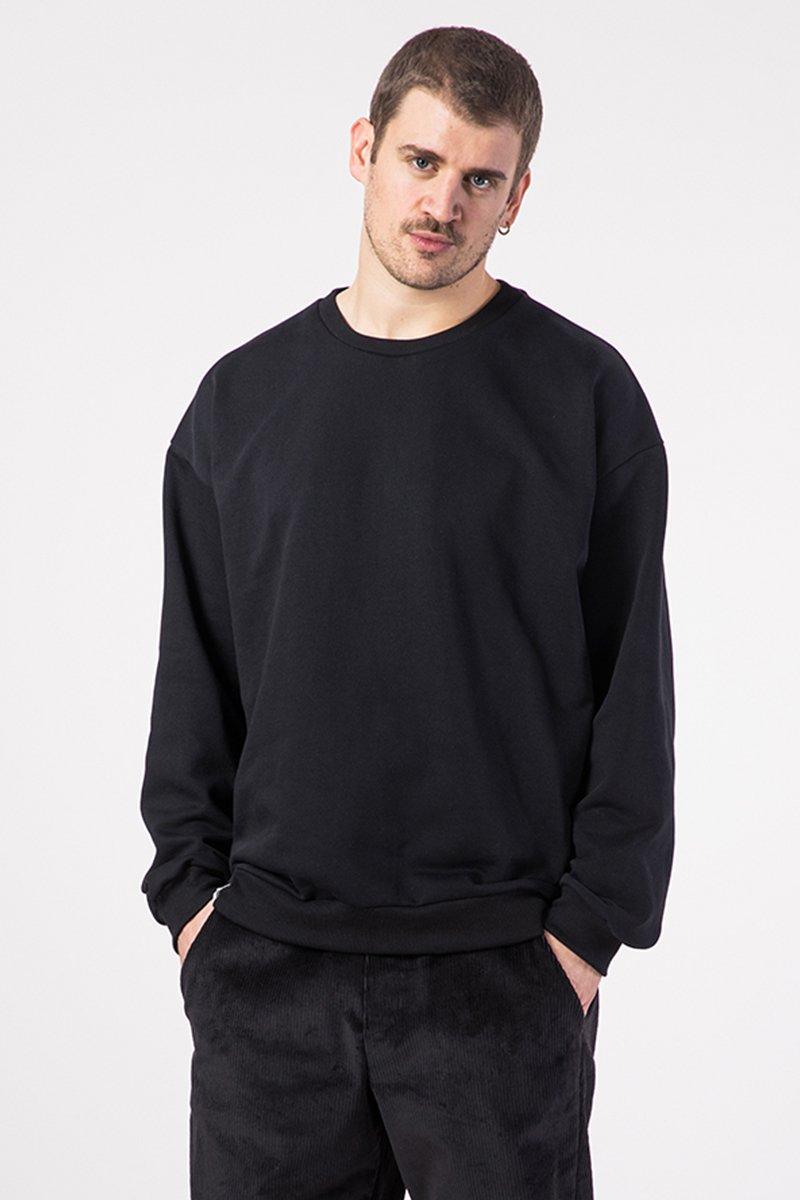unisex sweater abado, navy - eyd