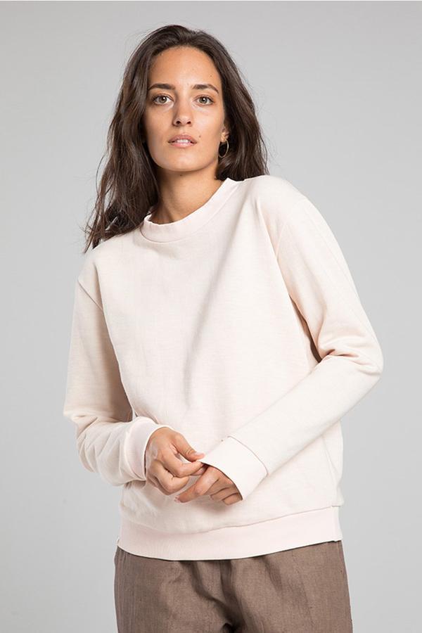 amila pullover, beige, damen - eyd