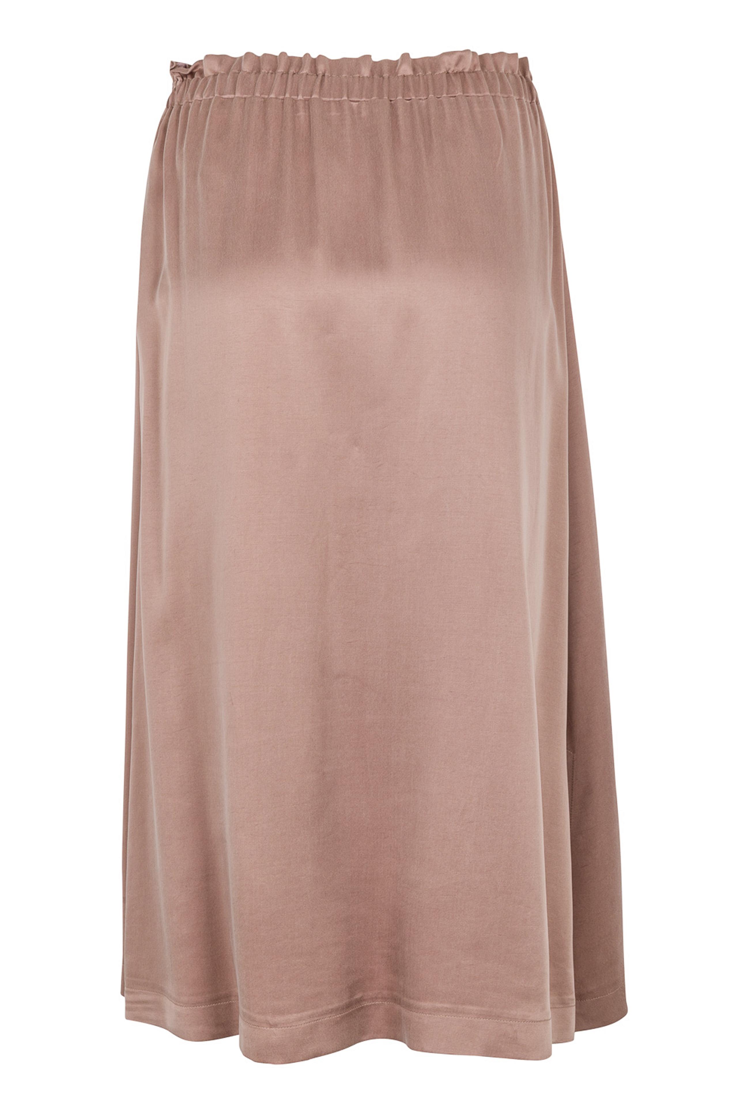 katy skirt, taupe, damen - suite 13