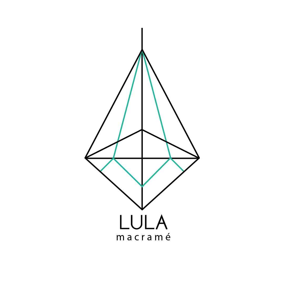 LULA macramé | diseño textil