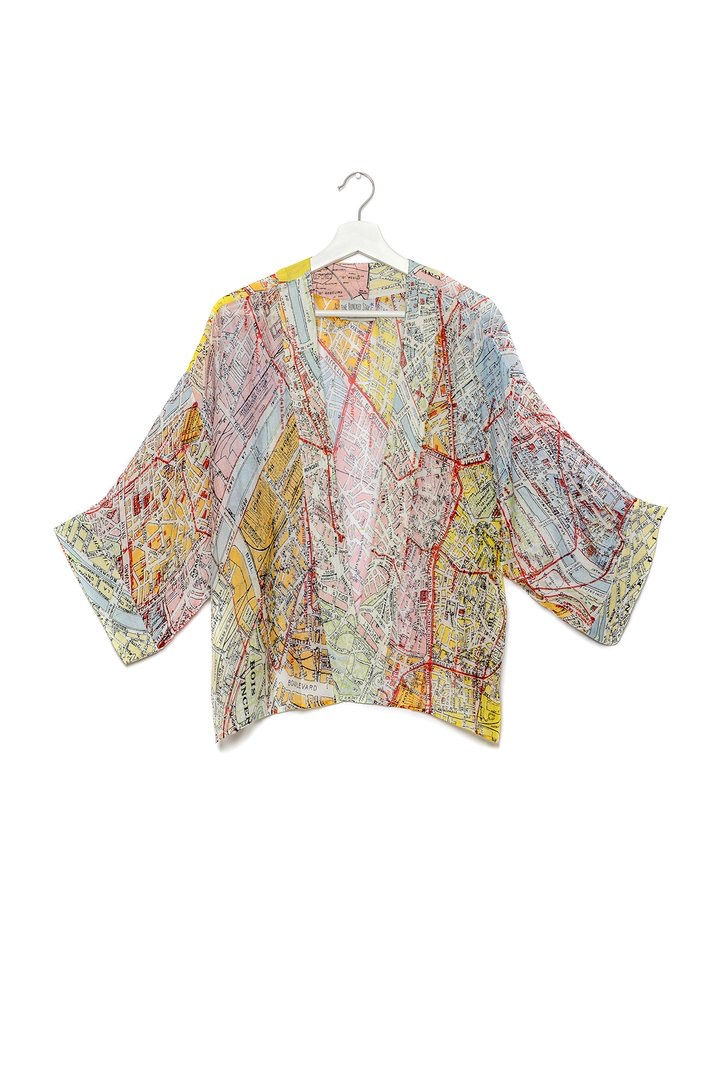 One Hundred Stars kimono