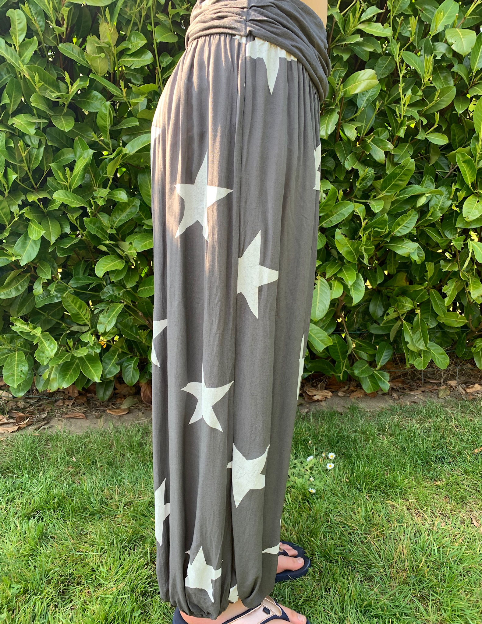 MSH Hareem star trousers 2 colours