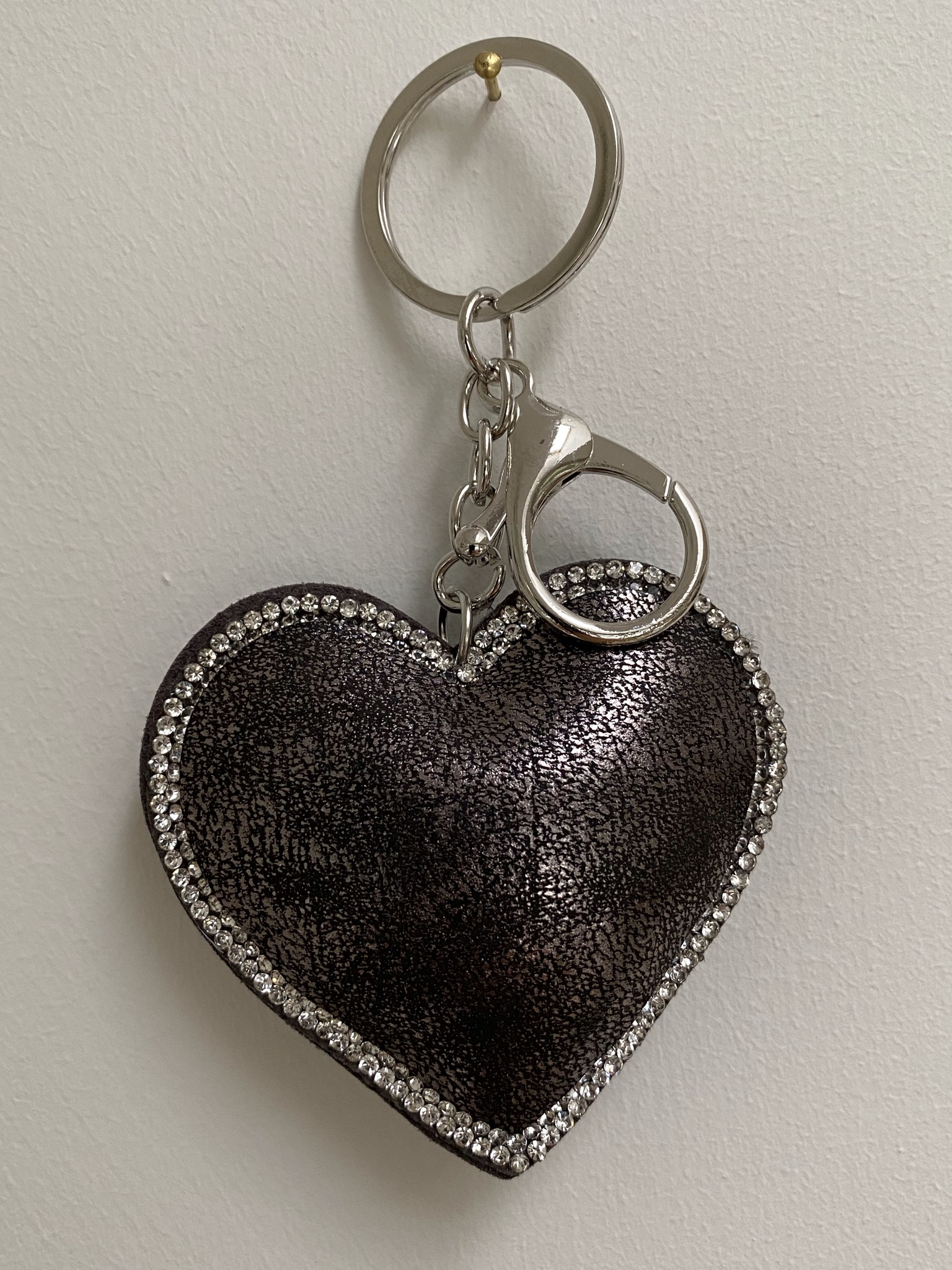 Heart Key Rings - 2 Designs Available