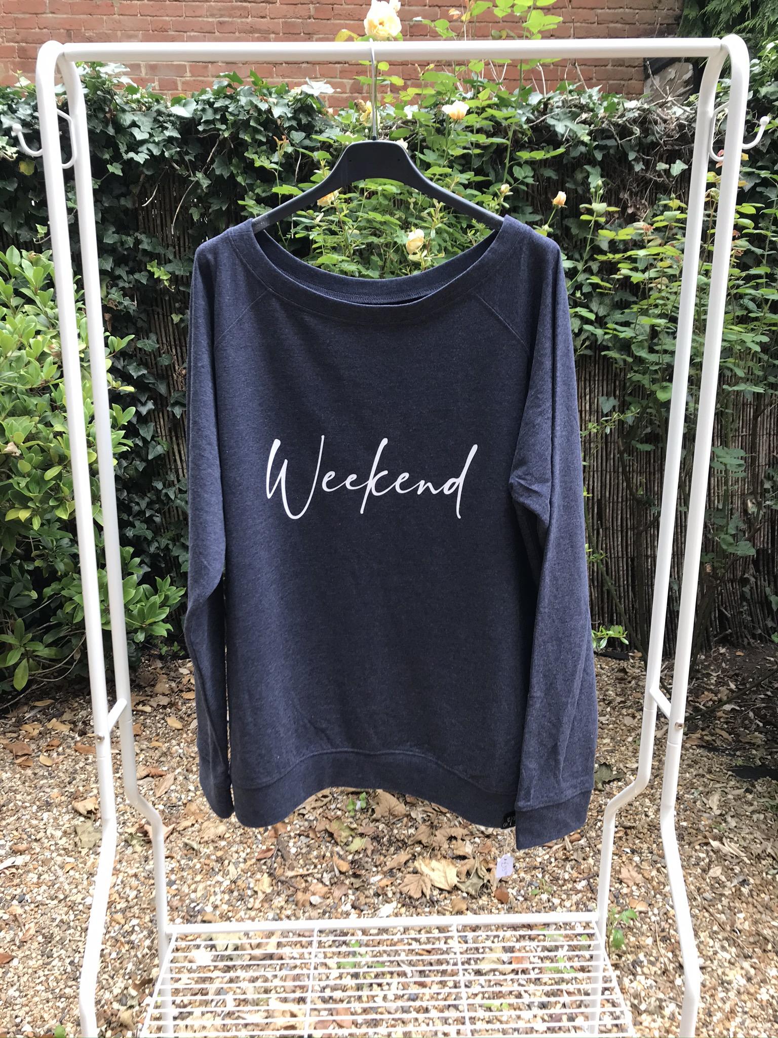 Jola weekend sweatshirt