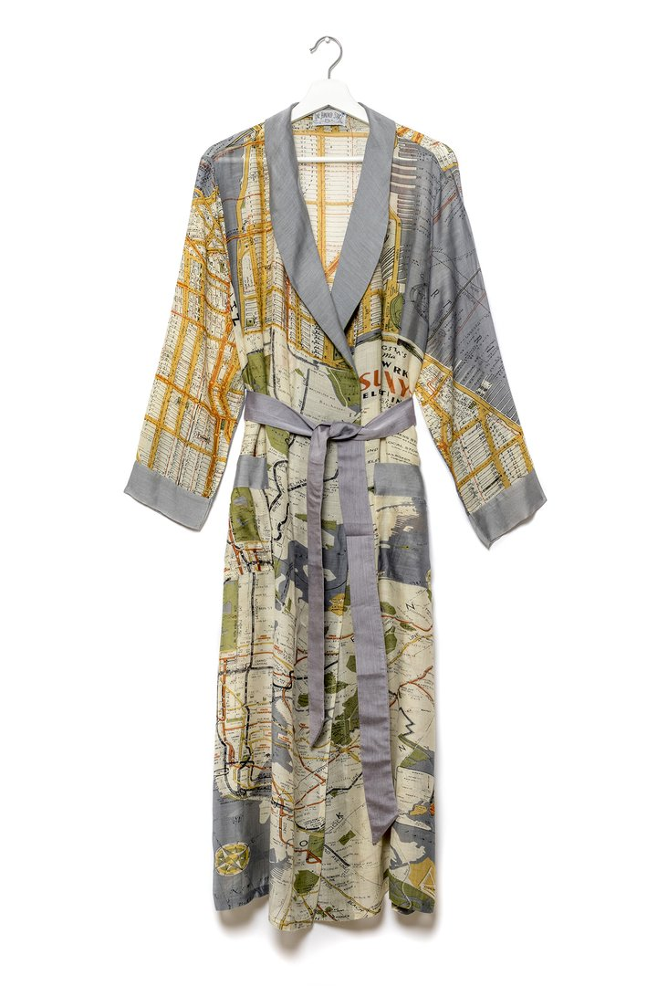 One Hundred Stars Dressing Gown - 3 Designs Available