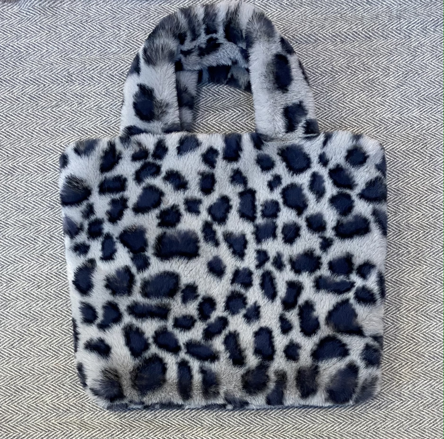 Franchetti Bond faux fur bags - Available in 4 Colours