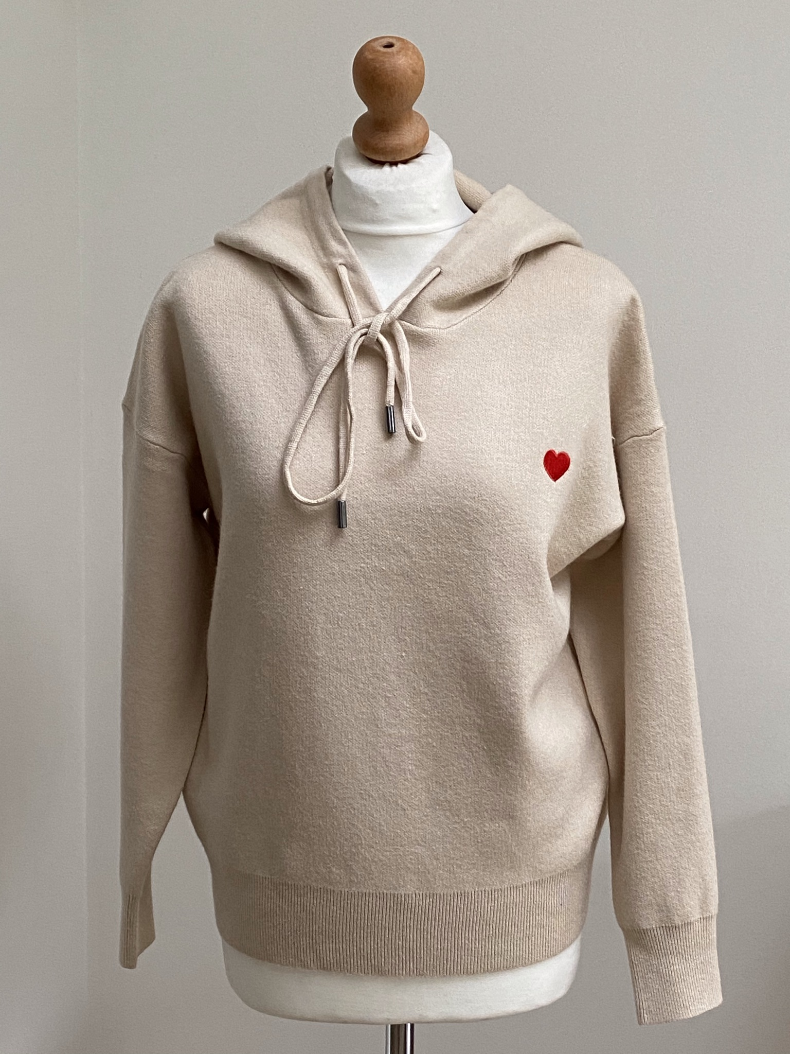 Jumper Hoodie - Available in 2 Colours