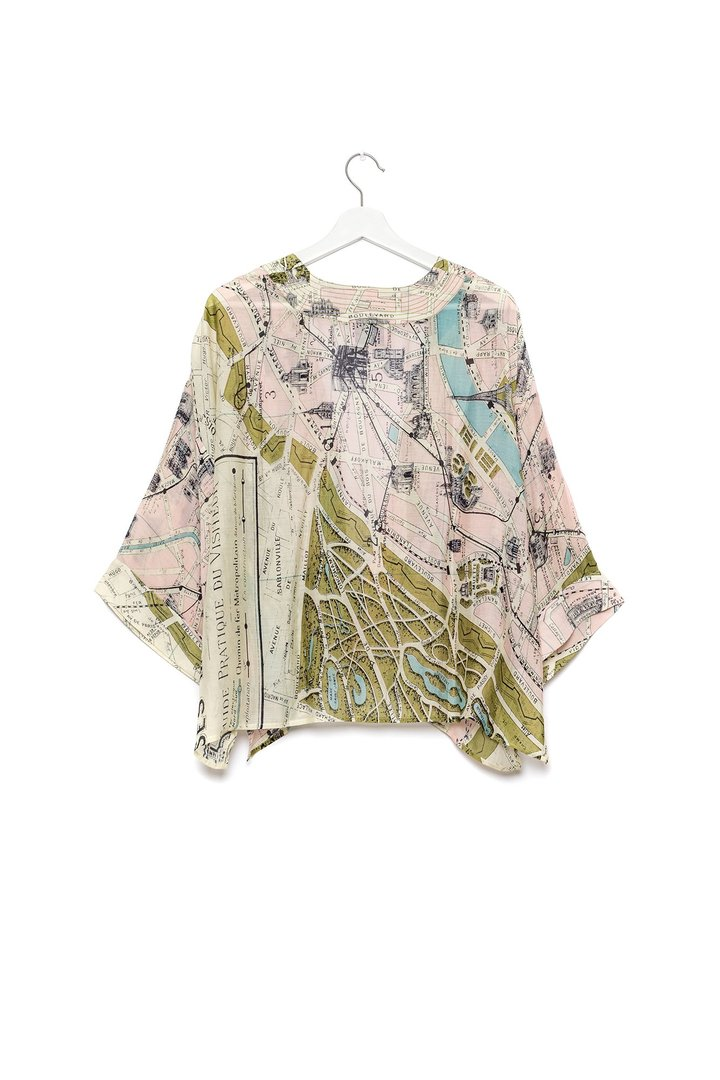 One Hundred Stars Kimono Mini - 3 Designs Available
