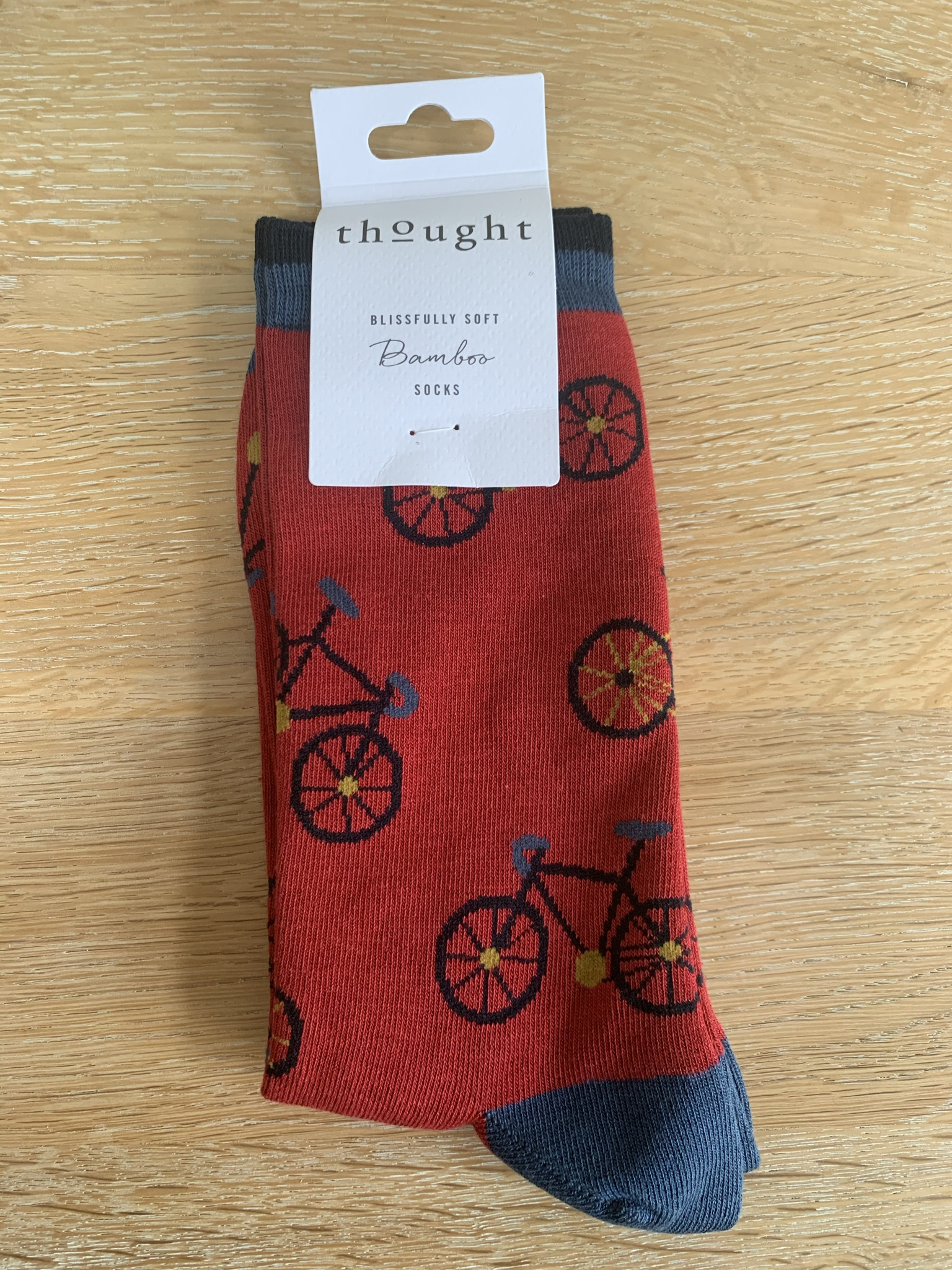 Thought Socks  - Available in 8 Designs