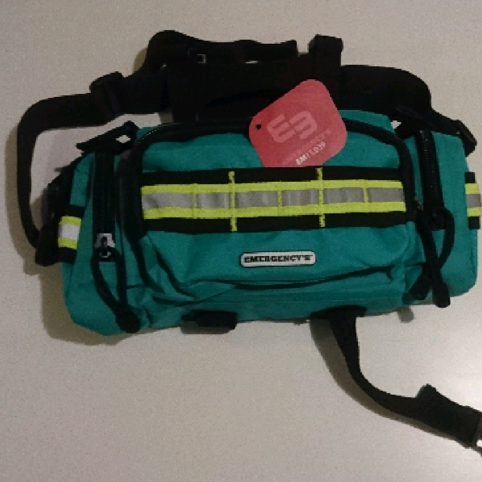 Elite Bags grön EM13.039