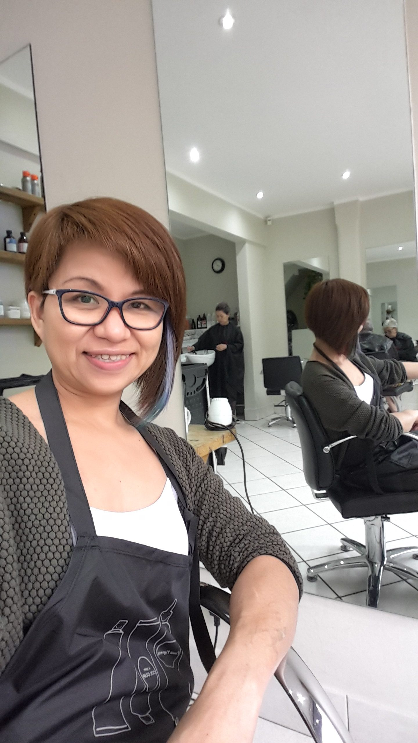 Angie Wong Hair Stylist