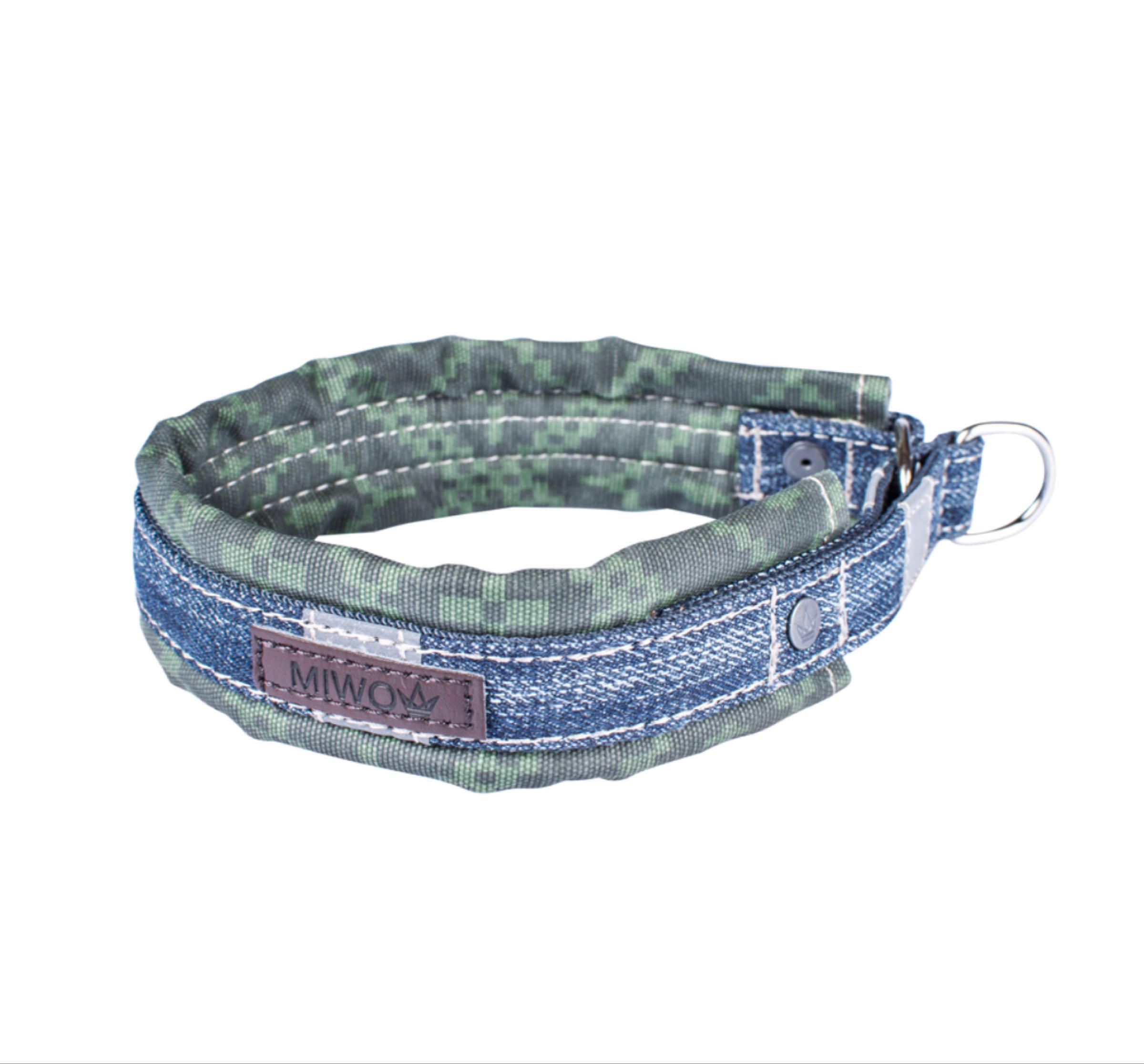 Miwo Halsband Grön