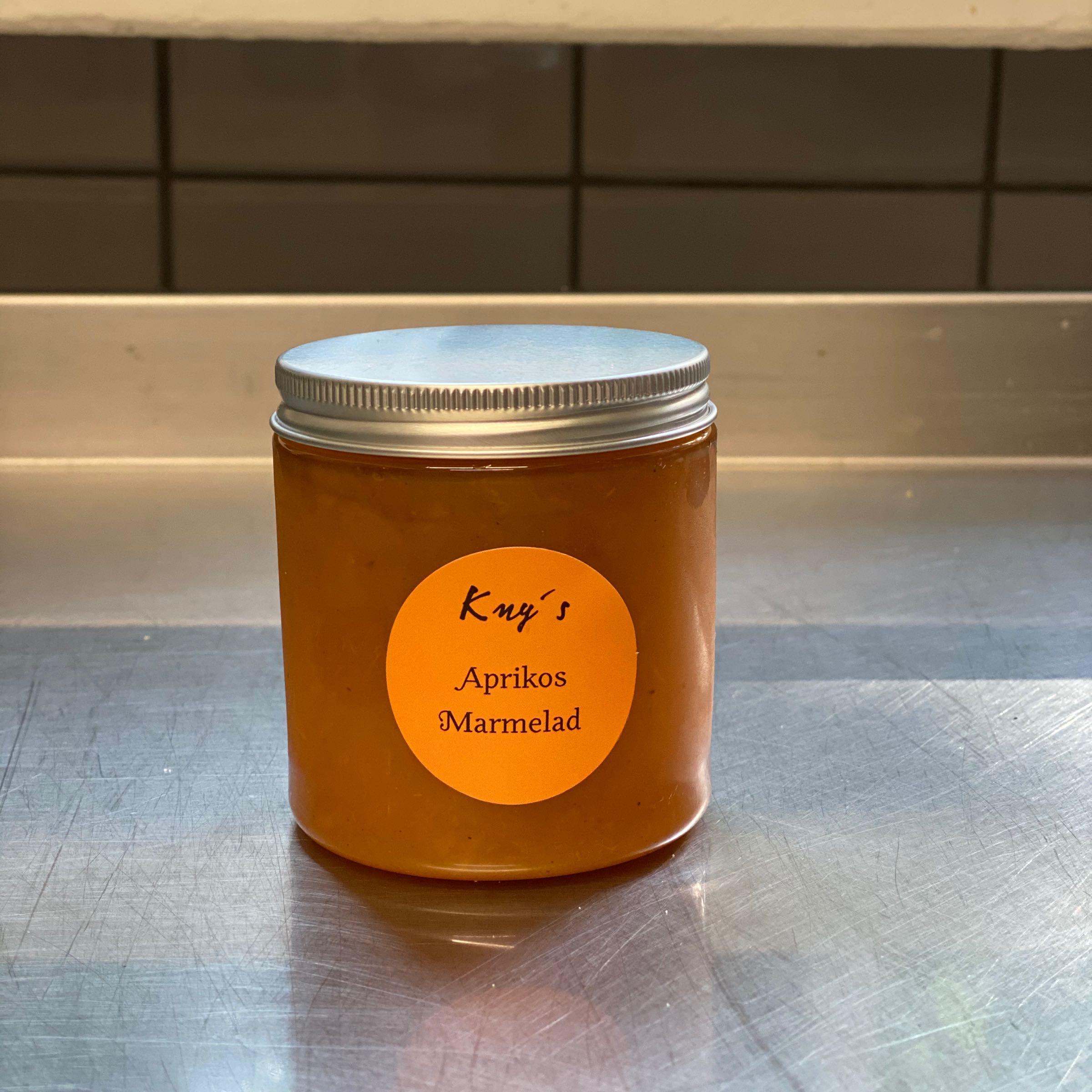 Aprikos Marmelad