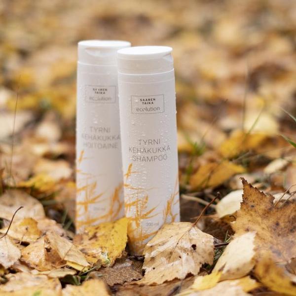 Tyrni - kehäkukka shampoo, Saaren Taika Ecolution