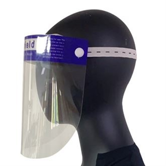 CP-005 Single Face splash shield