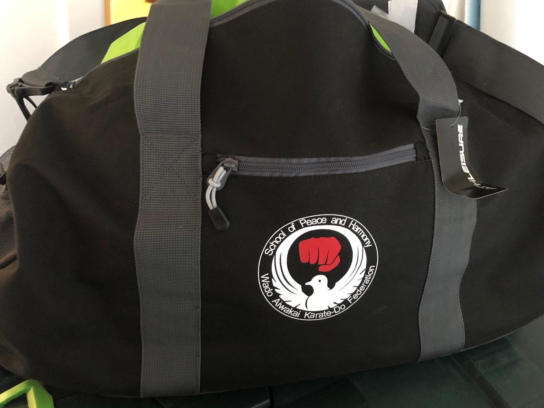 SOPAHKARATE-006 Athleisure kit bag