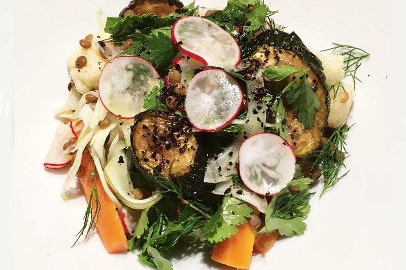 Lentil Salad (vg)(gf)