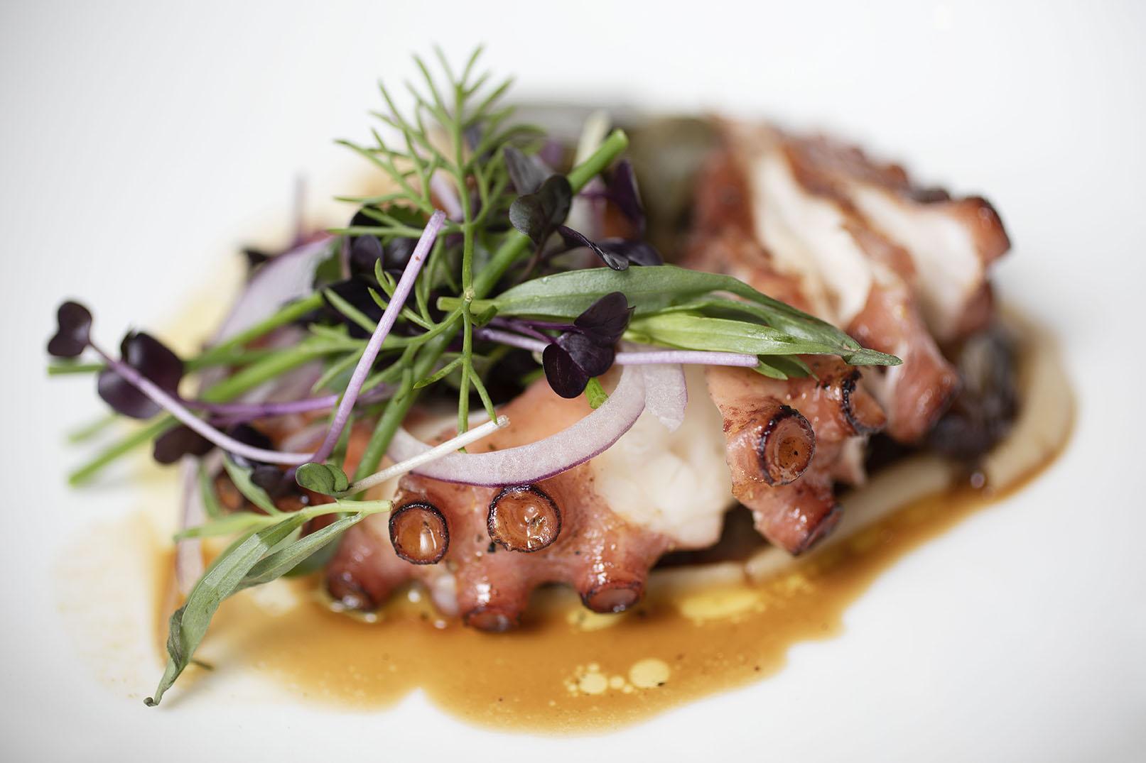 Octopus Salad (gf)