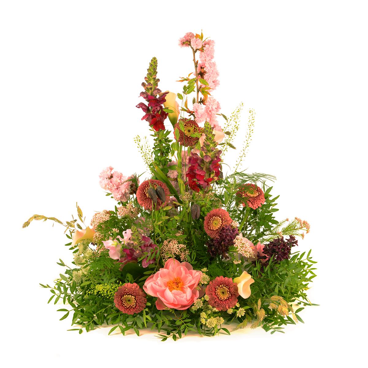 Floristens val - Hög dekoration