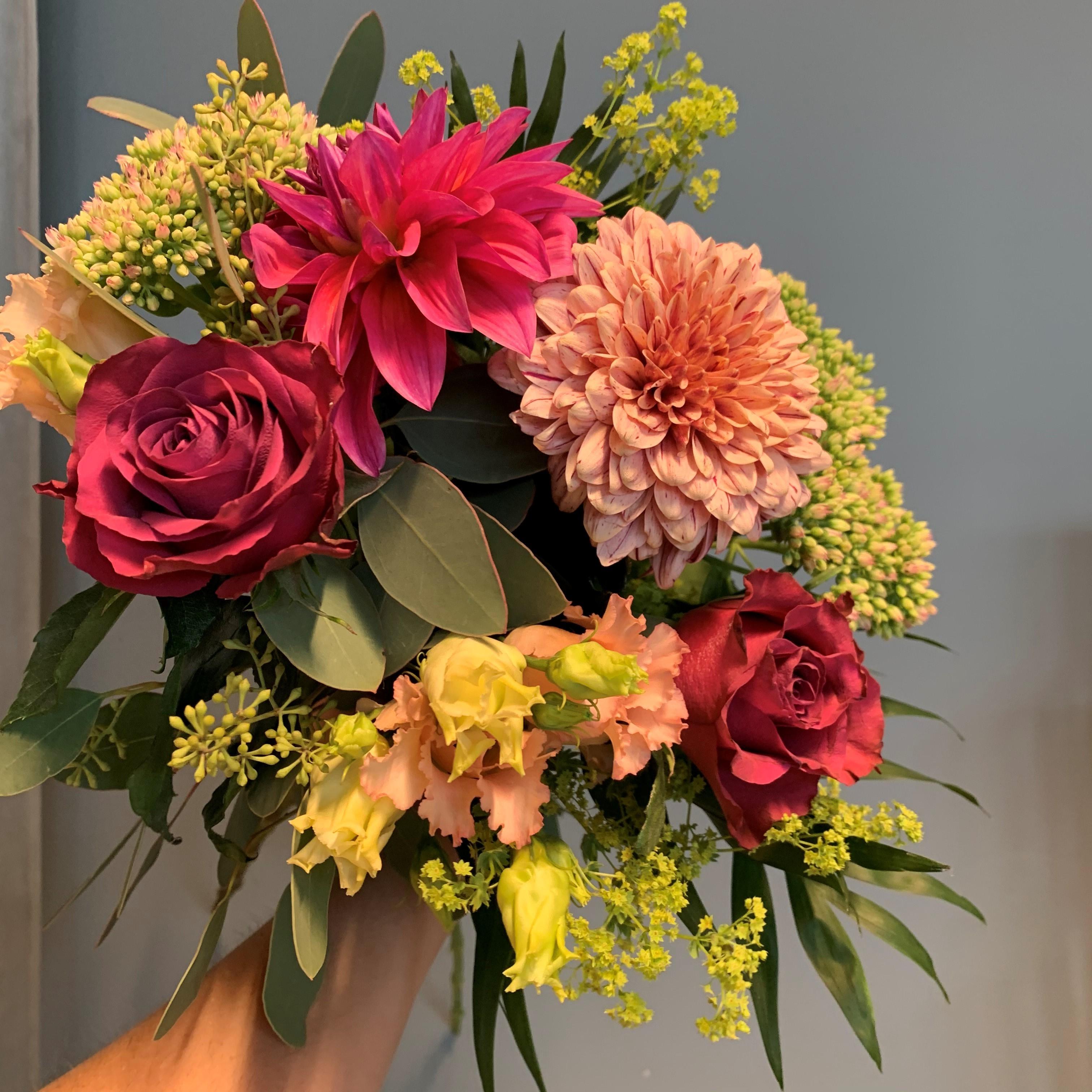 Floristens val