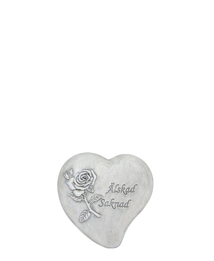 Hjärta - Älskad/Saknad