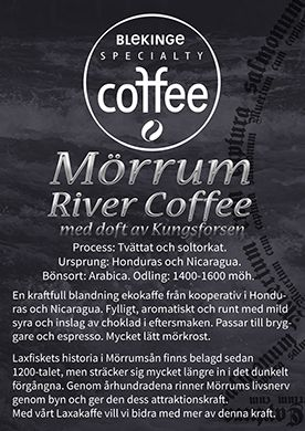 Mörrum River Coffee ECO - BSC
