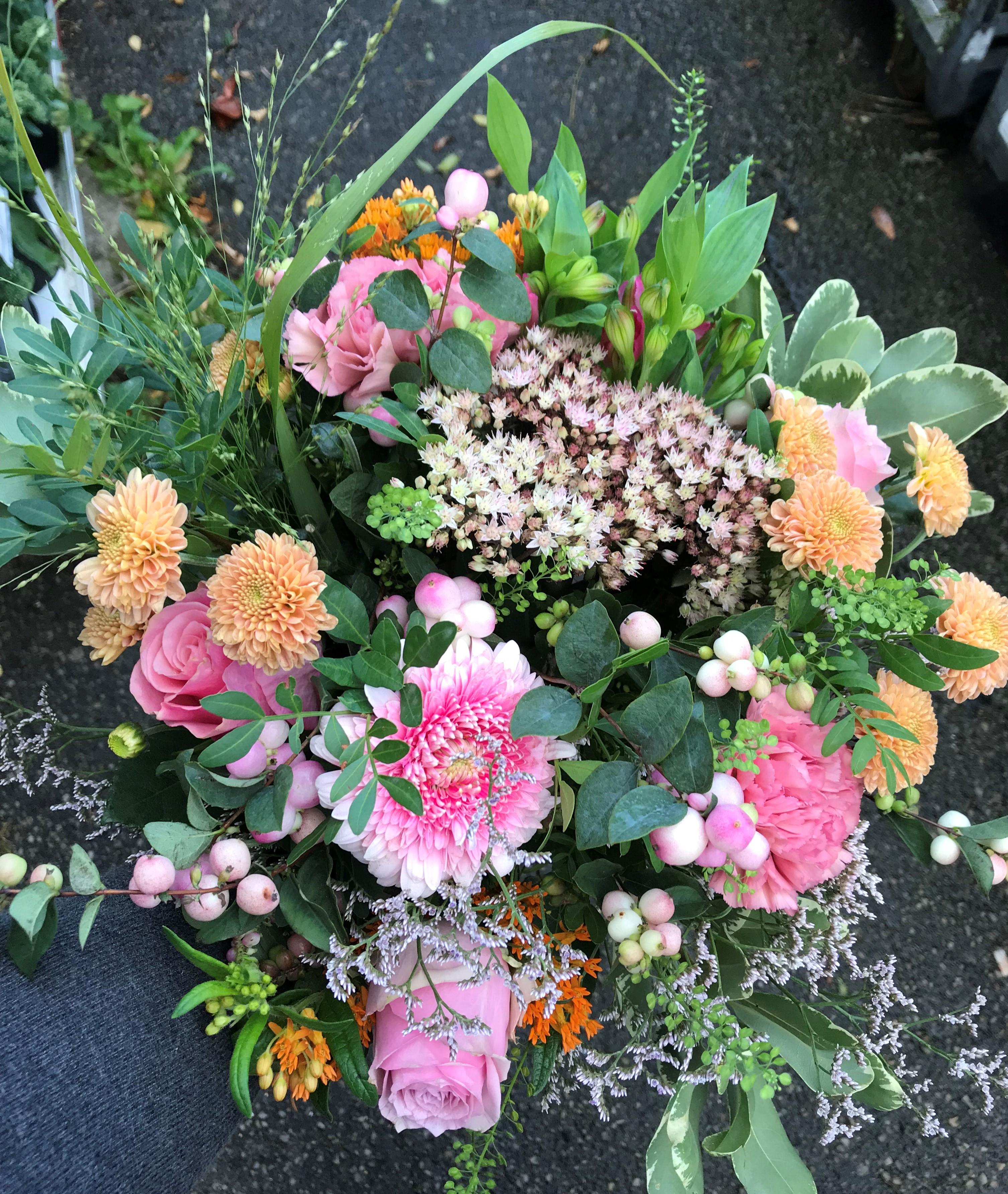 Floristens val - Toner