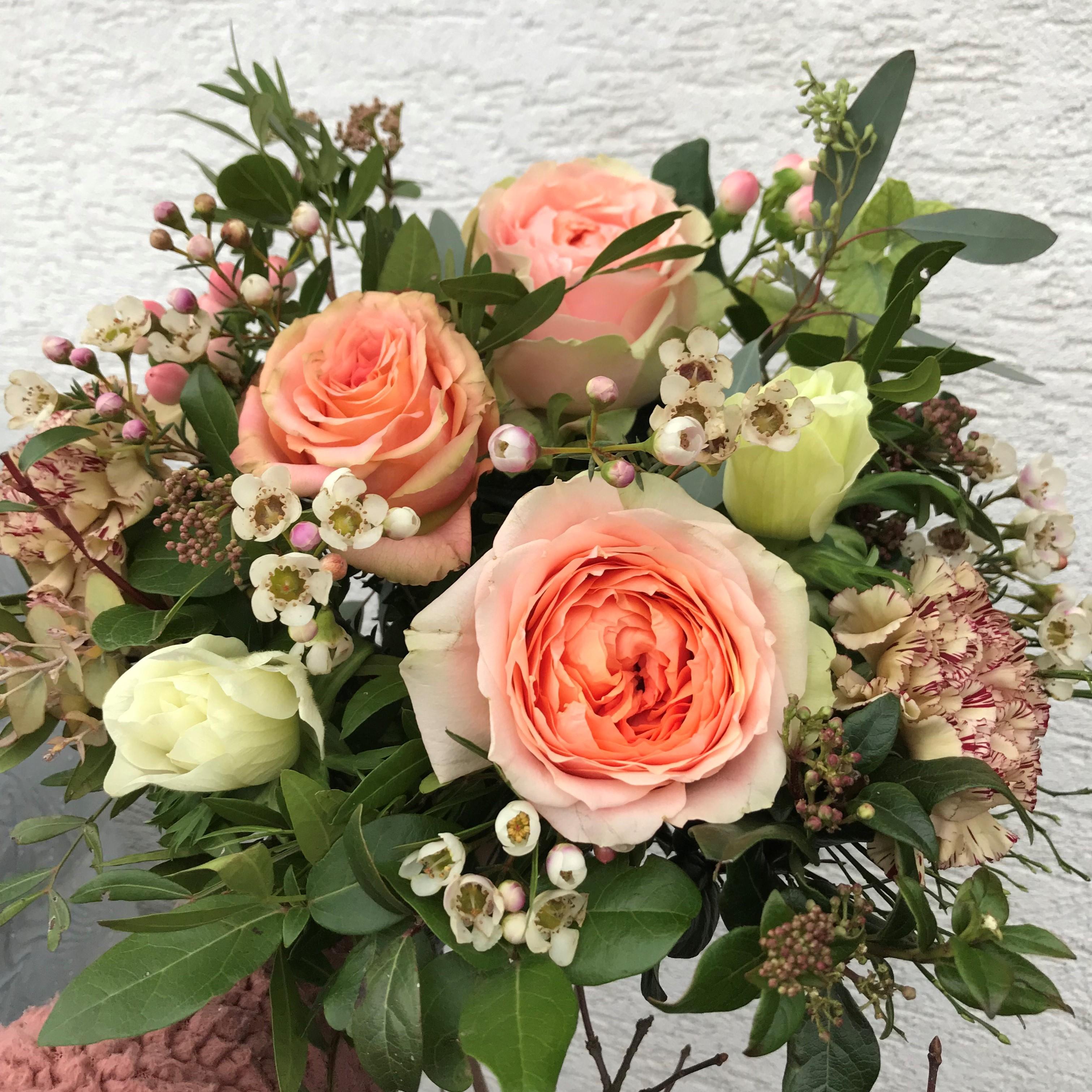 Floristens val - Romantik