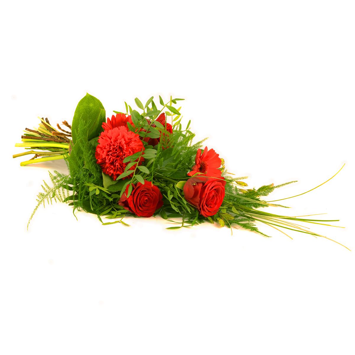 Floristens val - Liggande Bukett
