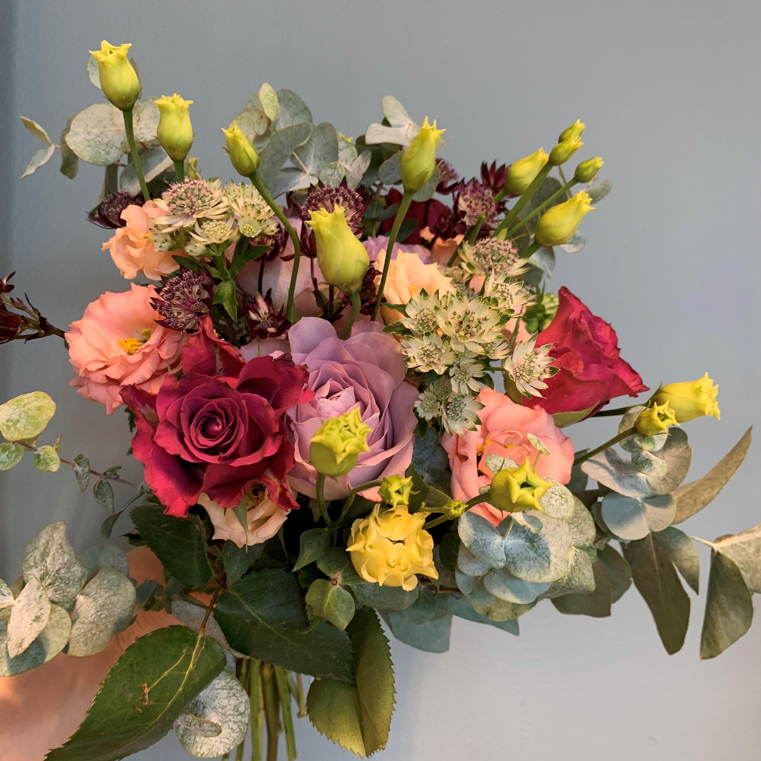 Floristens val - Välkommen till världen