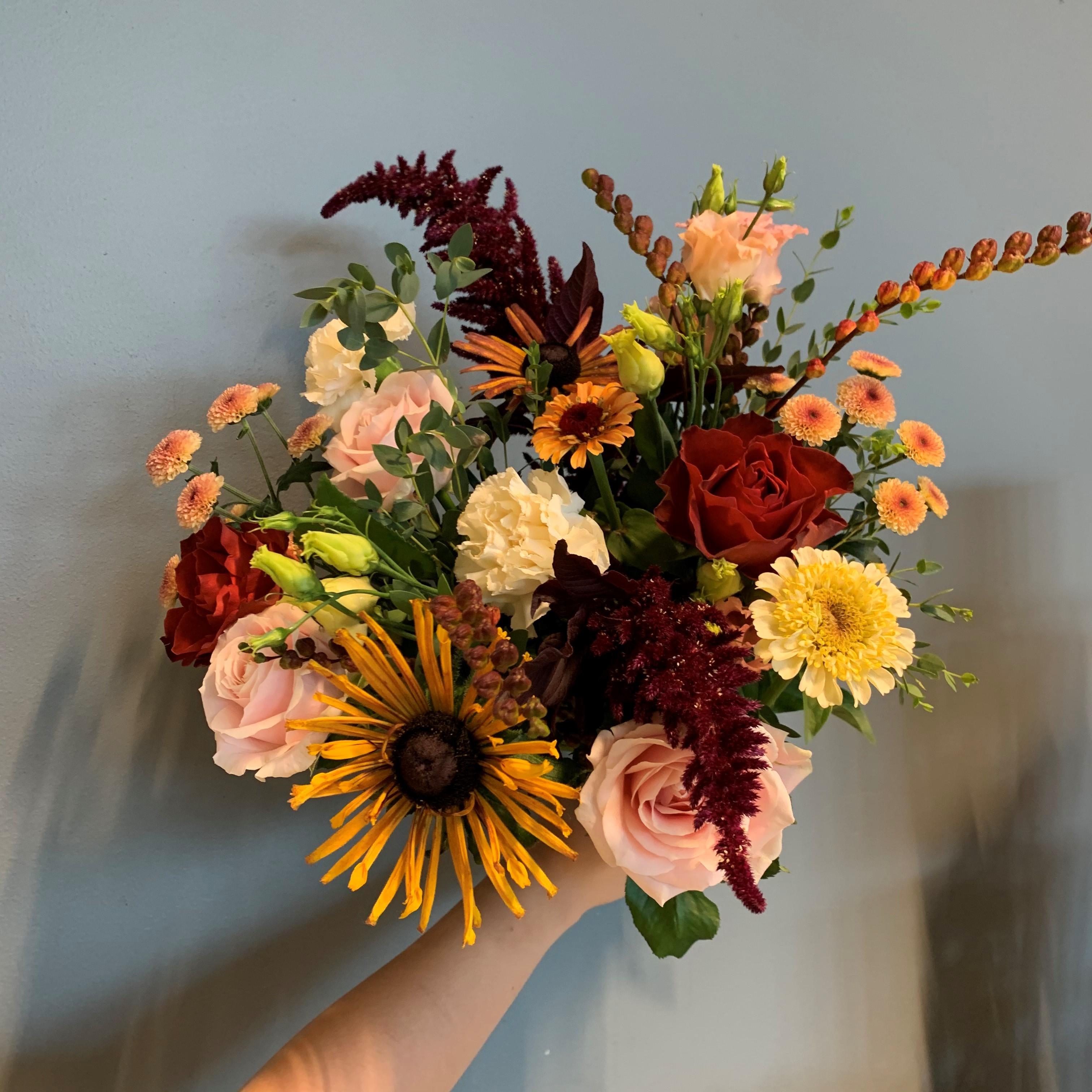 Floristens val - Höst