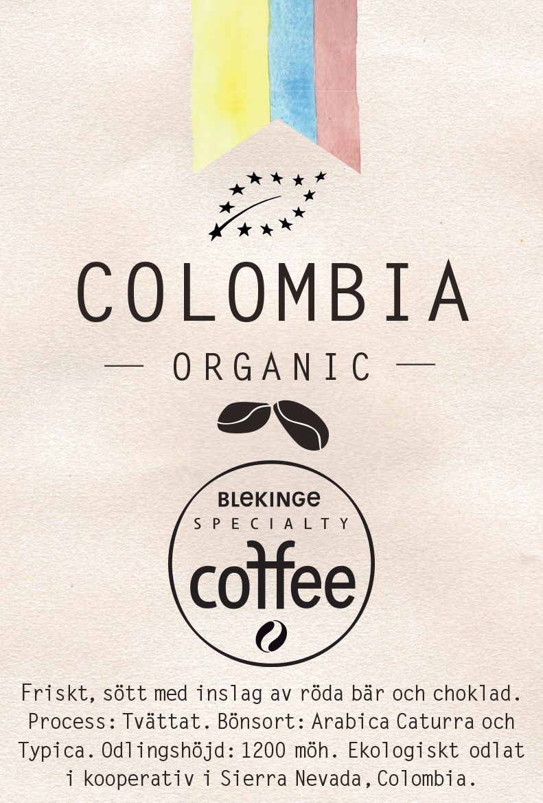 Colombia Excelso EKO - BSC