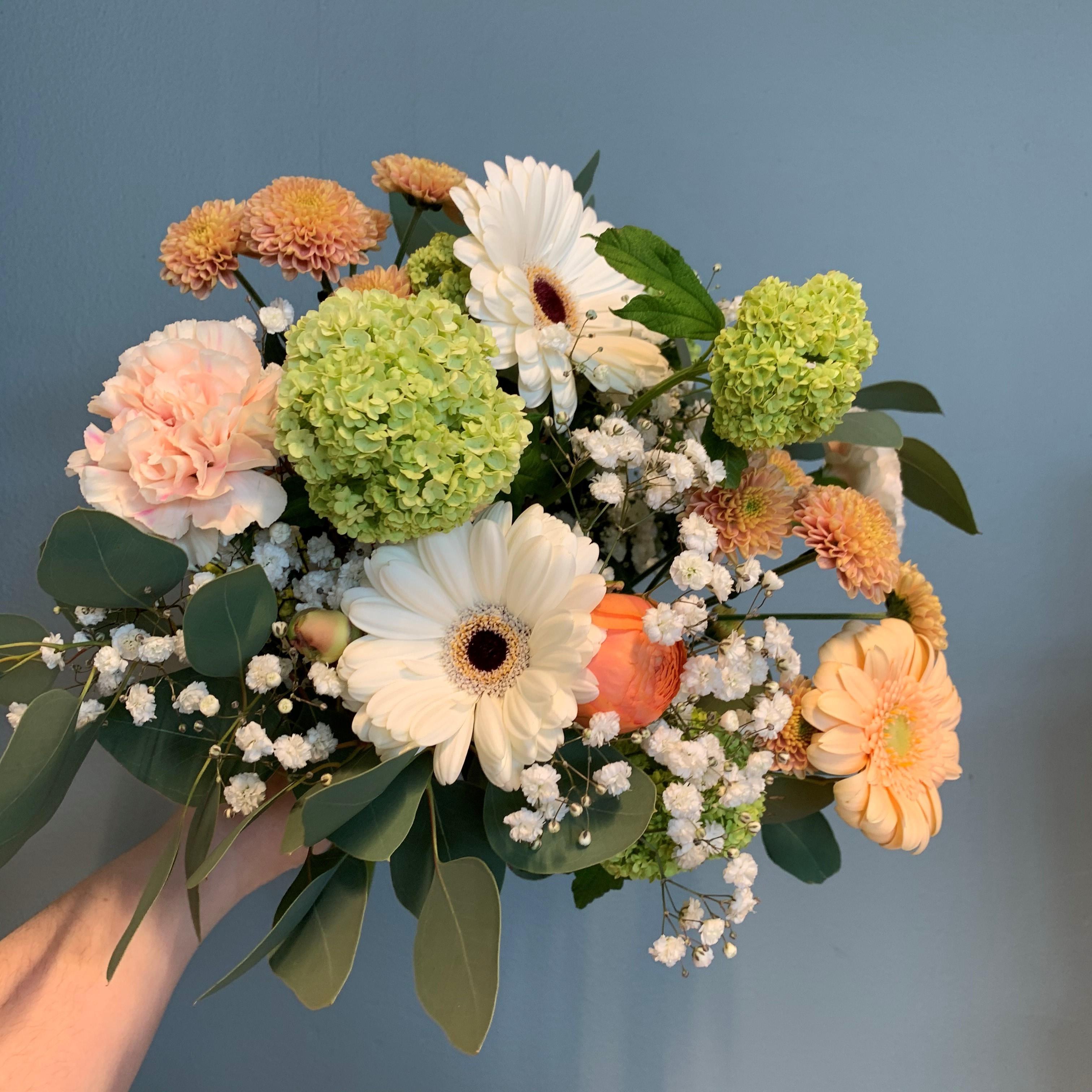 Mammas blommor