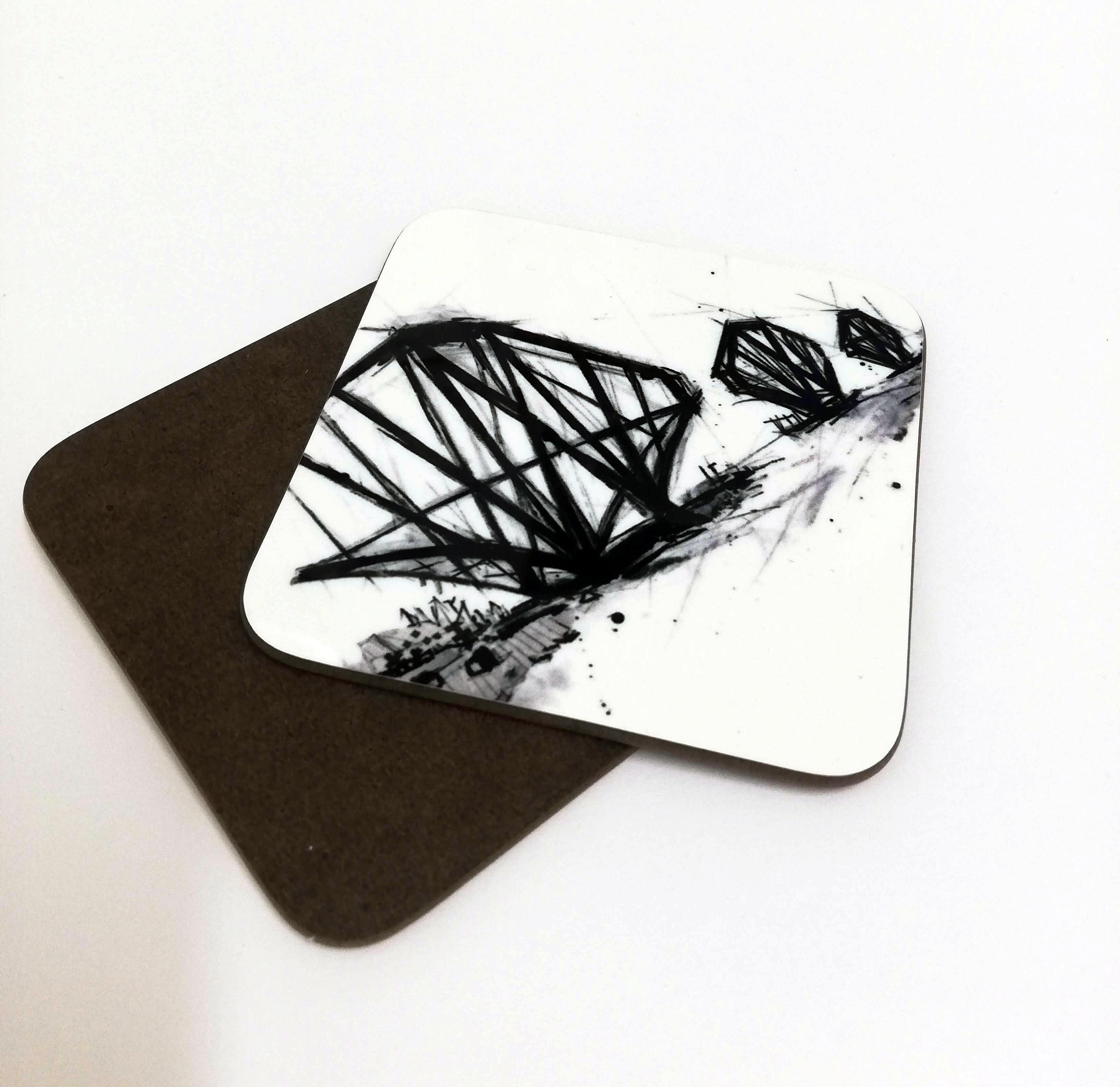 Forth Rail Bridge Coaster